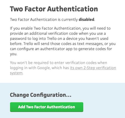 Use an authenticator app instead